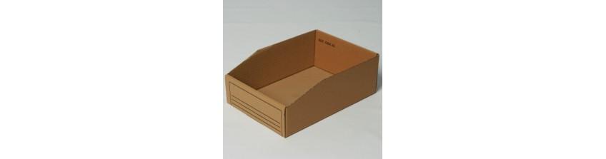 Magazijnbox karton